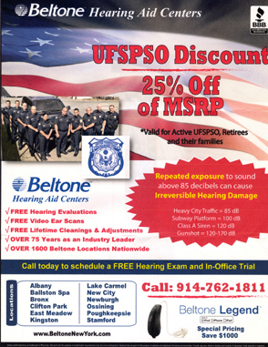 UFSPSO Discount