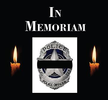 In Memoriam Dallas Police Officers